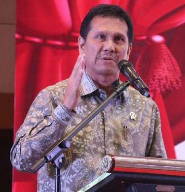 Menpan-RB Asman Abnur