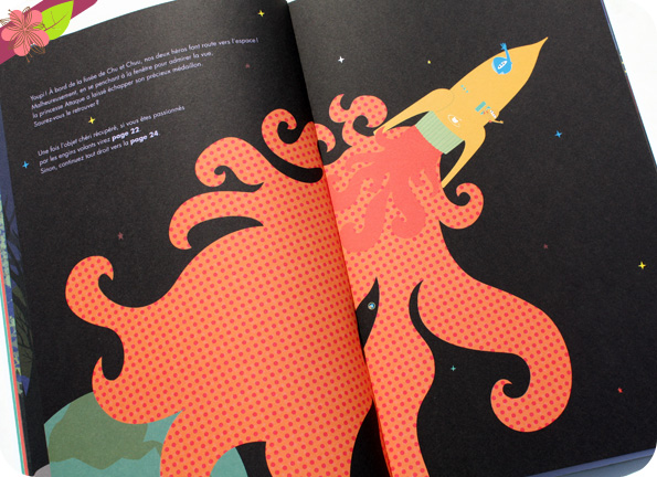 Mission Mars ! de Delphine Chedru - éditions Hélium