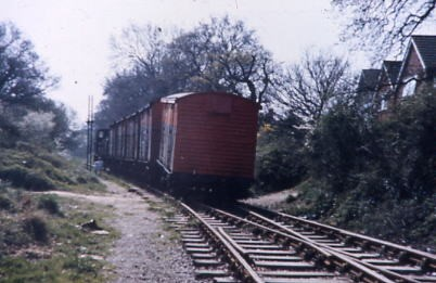 Derailment at Oakdene Woods