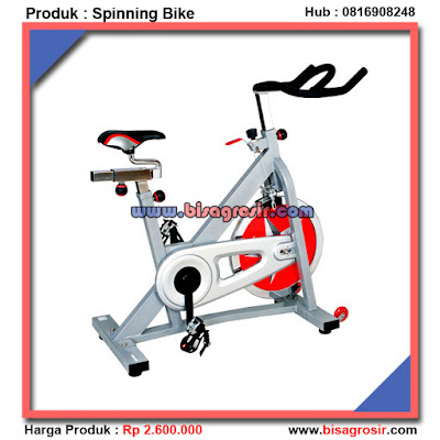 Spinning Bike Sepeda Statis Type Race