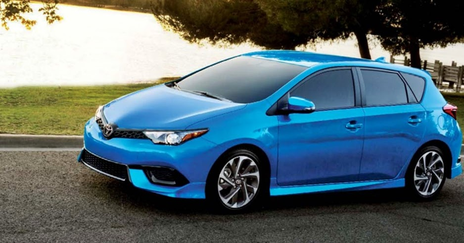 2018 corolla im release date and price auto toyota review. Black Bedroom Furniture Sets. Home Design Ideas