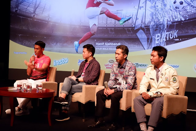 Combiphar ciptakan gererasi indonesia yang lebih sehat
