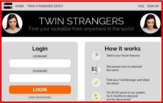 twinstrangers.com Facebook