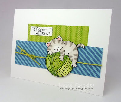 Meow you doing by Dandi features Newton Unwinds by Newton's Nook Designs; #newtonsnook
