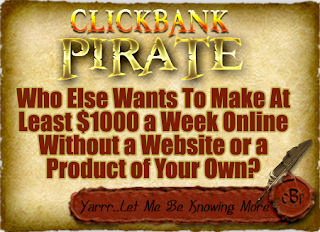 Clickbank pirate.