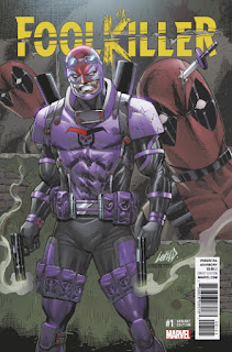 Foolkiller #1 - Liefeld