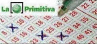 la primitiva del jueves 20-04-2017