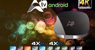 ATUALIZAÇÃO ATV BOX STREAM V2.02.599- 12/12/2017