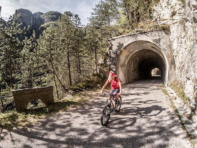 Radwandern Udine Friaul