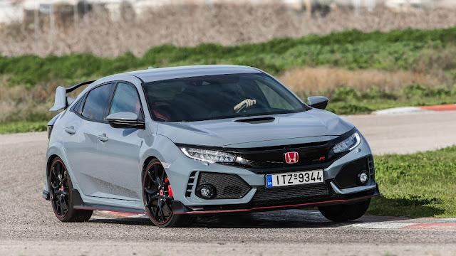 Το νέο 2018 Honda Civic Type R
