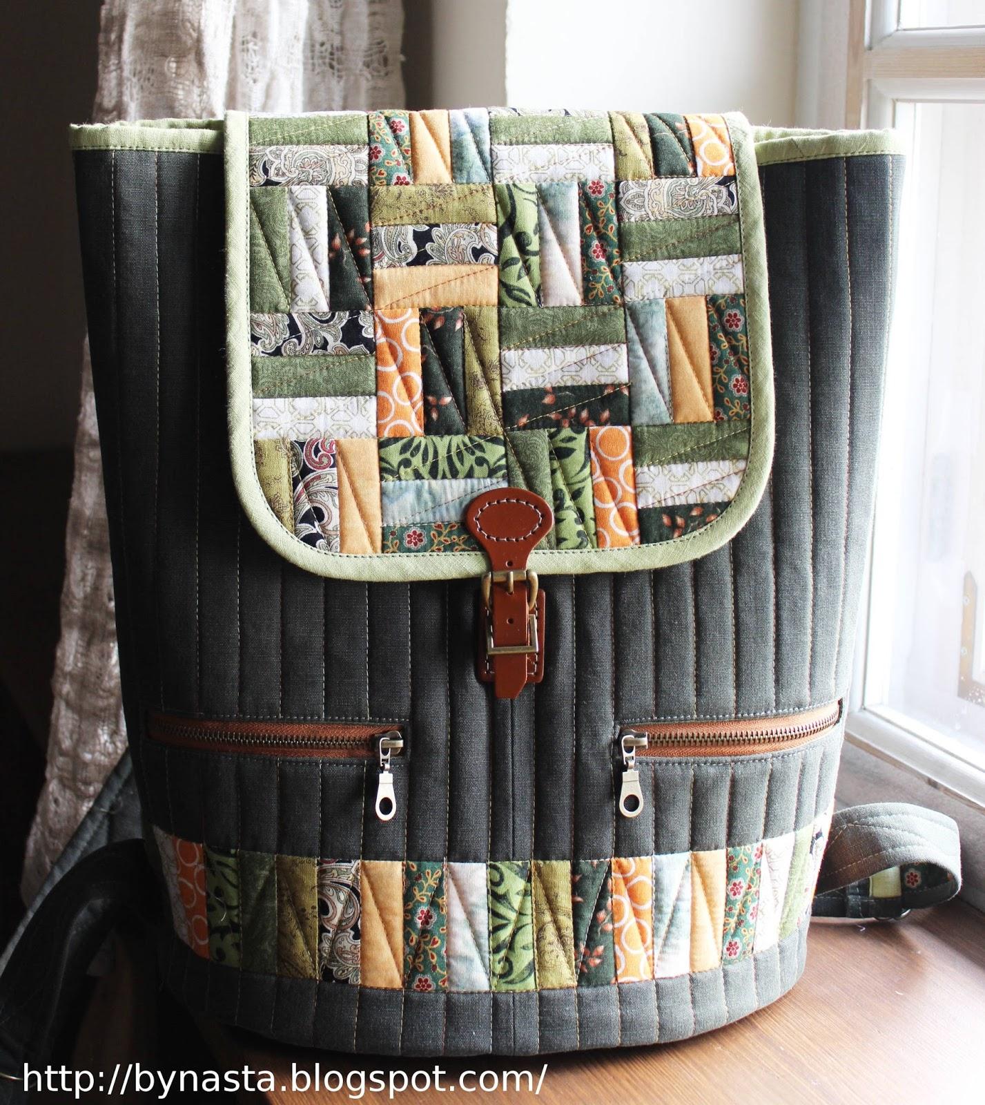 Как сшить подкладку для рюкзака 814