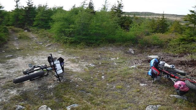 Avalon Wilderness Reserve Fatbike Republic bikepacking U24O Fat Bike Adventure Arkel Norco Ithaqua