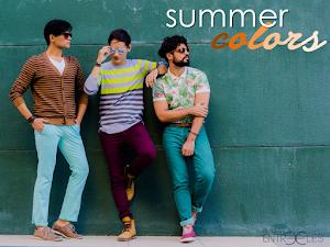 EDITORIAL | Summer Colors.