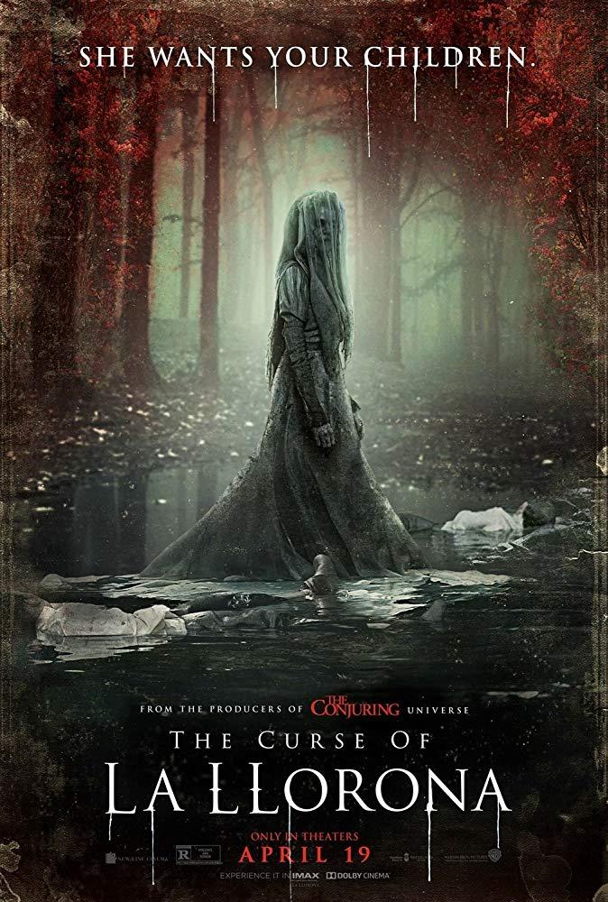 Capa do Filme A Maldição da Chorona