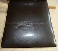 remont krzesła