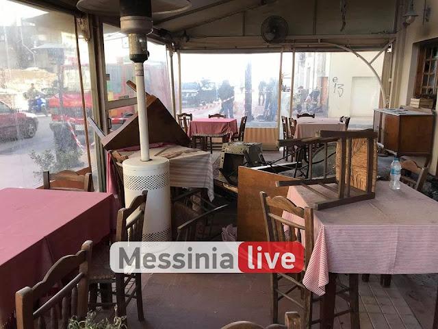 Συγκλονιστικές λεπτομέρειες από την τραγωδία στην ταβέρνα της Καλαμάτας (βίντεο)