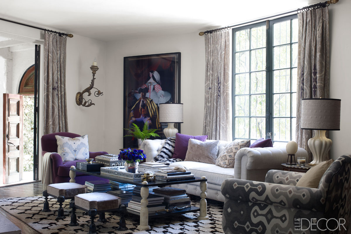 Ethnic Cottage Decor LIVING ROOMSRooms to LIVE in