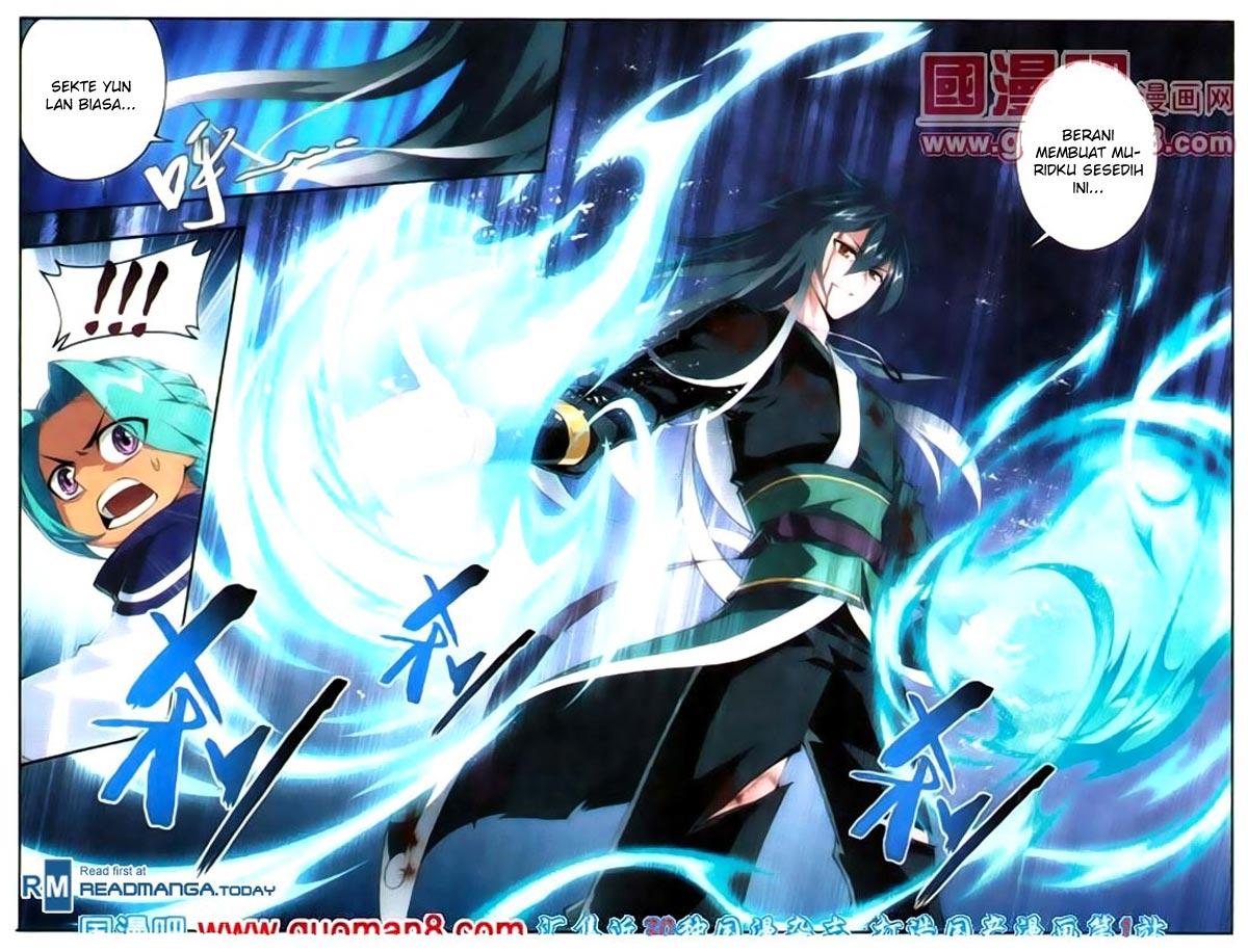 Battle Through the Heavens Chapter 89-30