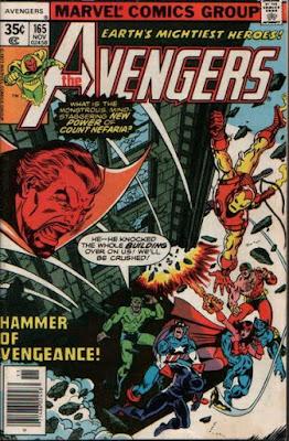 Avengers #165, Count Nefaria
