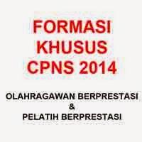 Gambar untuk Formasi CPNS 2014 Olahragawan Berprestasi dan Pelatih Berprestasi