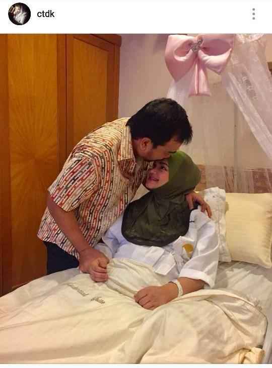 Tahniah Dato Sri Siti Nurhaliza selamat lahirkan puteri sulung