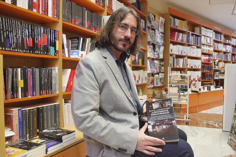 Jorge Liébana - Psicofonías.com: BIOGRAFÍA