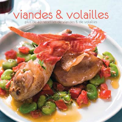 Télécharger Livre Gratuit Viandes et Volailles plus de 50 recettes pdf