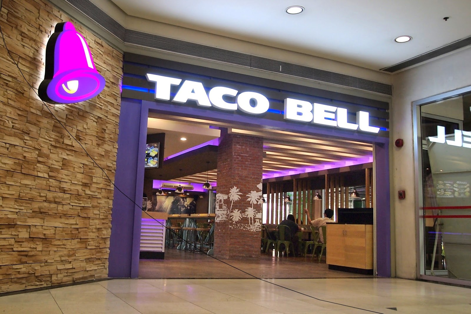 The All New Taco Bell Philippines Taco Bell Live Mas The