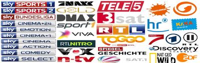 Italy Germany Spain NL LA5 sky cinema Canal+HD | Sharing-Belge IPTV
