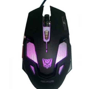 Rexus RXM-X7 Mouse buat game