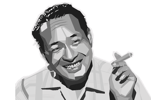 "Contoh Teks Anekdot ""Soeharto Anak Siapa?"" beserta Strukturnya"