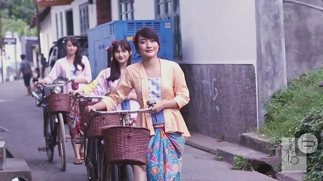 JKT48 - Kimi wa Dirimu Melody Single ke-18