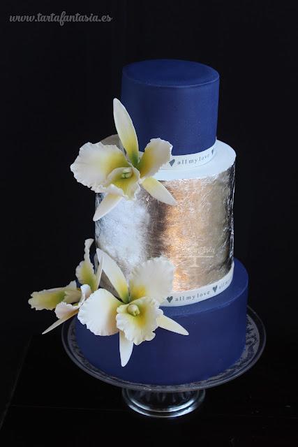 Tutorial Tarta para bodas