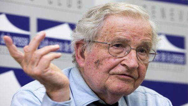 Noam Chomsky: Lula es el preso político más importante del mundo