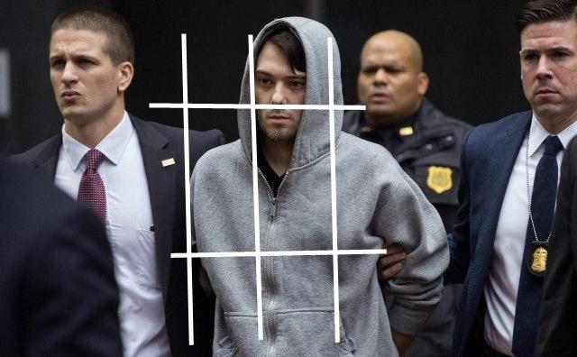 Martin Shkreli é libertado sob fiança