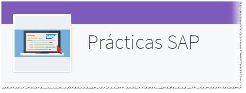 Prácticas SAP - Consultoria-SAP