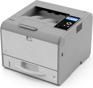 DN is the slightly weaker one-half of a most identical production dyad too Ricoh Aficio SP 400DN Driver Download