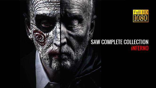 Saw: La Saga Completa (2004-2017) Bluray-Rip 1080p Español Latino-Inglés-Castellano
