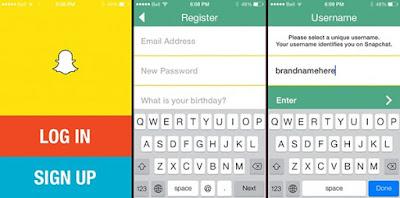 Download Snapchat v10.3.0.0 Apk Full version