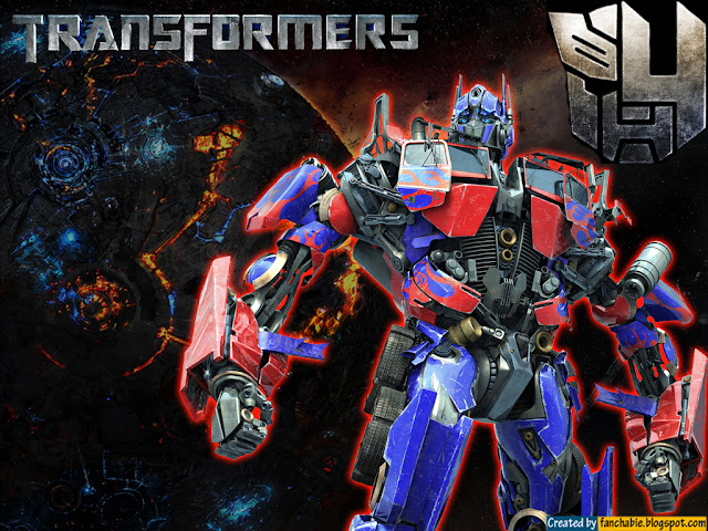 New Character Transformer 4