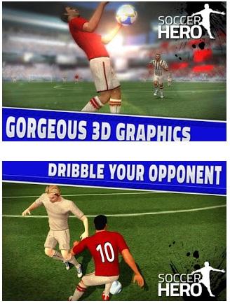 Soccer Hero 2.38 MOD Apk MOD Money