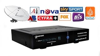 How To Activate Company Server Starsat 2000 HD Hyper | Satellite