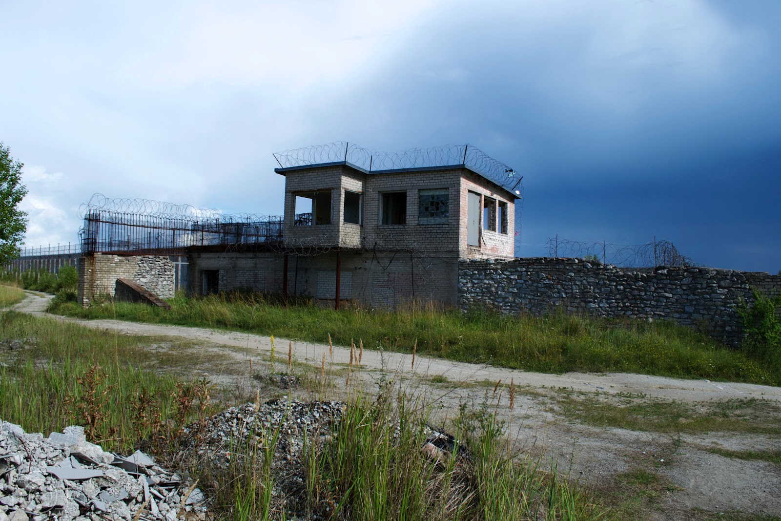 Prison de Rummu