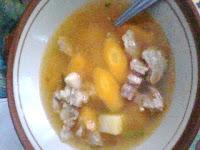 resep sop daging kuah tomat