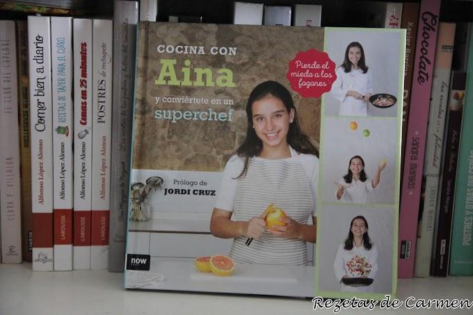 Cocina con Aina de Masterchef Junior