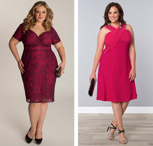 model baju terusan untuk orang gemuk