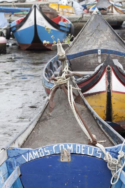 Torreira-Imbarcazioni tipiche