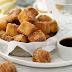 Cinnamon French Toast Bites #cinnamon #cake