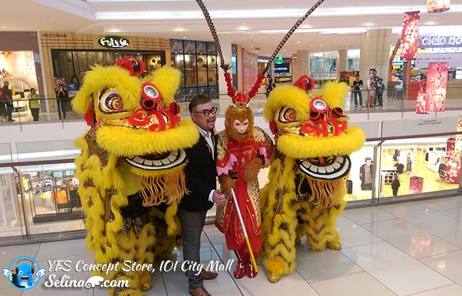 Shopping Korean Fashion @ YFS Concept Store, IOI City Mall, Putrajaya - Selina Wing - Deaf Geek ...