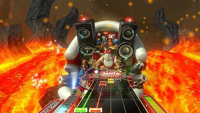 Santa Rockstar HD PC Full EXE Ingles Descargar 1 Link